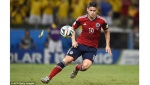 James Rodriguez Ngebet ke Real Madrid