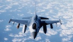 F16C/D Aircraft to Defend Natuna Aerial Territory