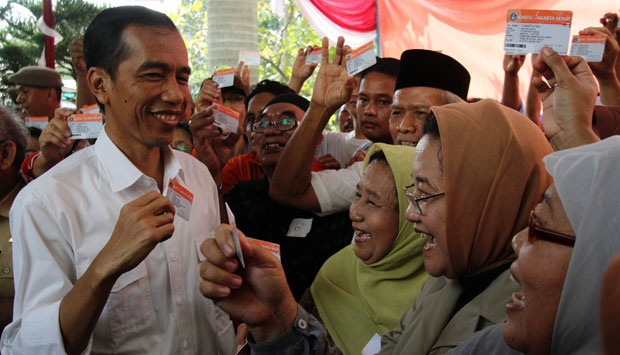Interpellation of Jokowi Aborted