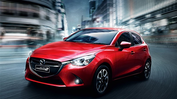 KREDIT ALL NEW MAZDA 2