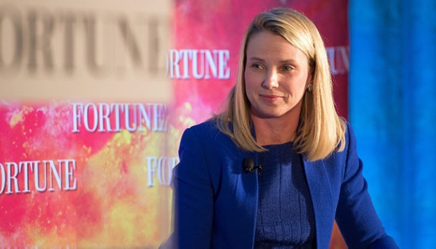Marissa Mayer. Mike Pont/Getty Images