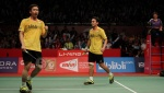 World Super Series Finals, Hendra/Ahsan Ditarget Semifinal