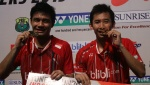 Indonesia Masters, Berry/Rian Optimistis Pertahankan Gelar