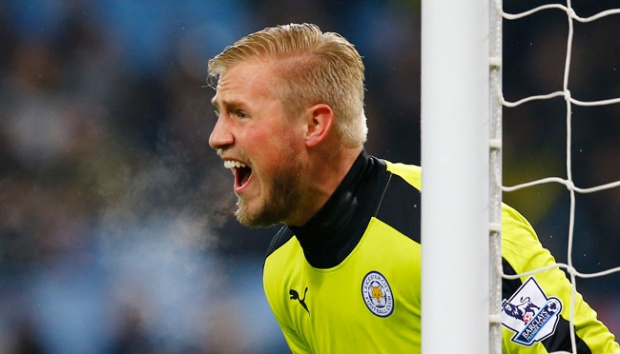 Kasper Schmeichel, Jelmaan 'The Incredible' di Leicester
