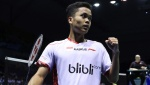 Australian Open 2016: Anthony Ginting Bungkam Chen Long