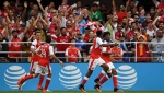 Arsenal Kalahkan MLS All Star, 2-1