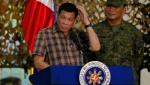 Philippines` Duterte Likens Himself to Hitler