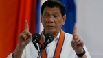 Philippines` Duterte Softens Stance Toward U.S.