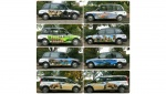 Indonesian Tourist Sites Displayed on London Cabs