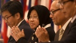 Risma Hadiri ASEAN East Asia Summit