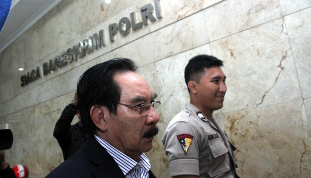 SBY`s Lawyers Report Antasari to Police over Alleged Defamation