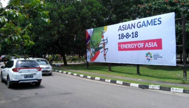 Jokowi Signs Bill on Asian Games 2018