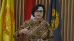 Sri Mulyani, Melinda Gates Discuss Global Development