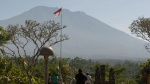Mount Agung in Bali Highly Active, Thousands Seek Refuge